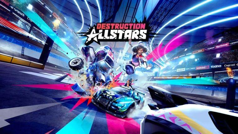 Destruction AllStars oynanış videosu yayınlandı