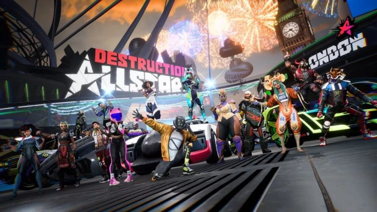 PS5 özel oyunu Destruction AllStars'dan yeni fragman yayınlandı