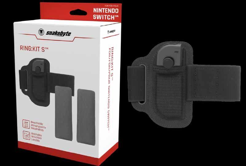 Nintendo Switch Sakebyte Ring Kit S