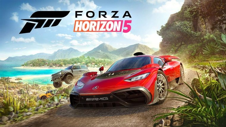 Forza Horizon 5 için 2 yeni araba ve oynanış videosu