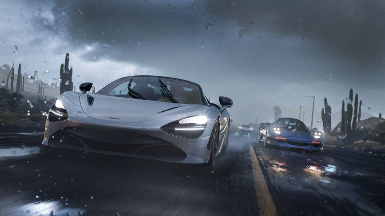 Forza Horizon 5 multiplayer için 50 dakikalık video geldi