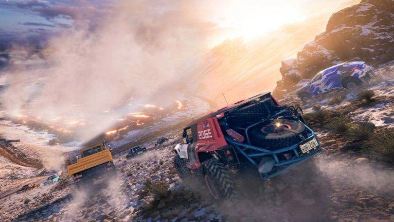 Forza Horizon 5 hakkında yeni bilgiler ve video