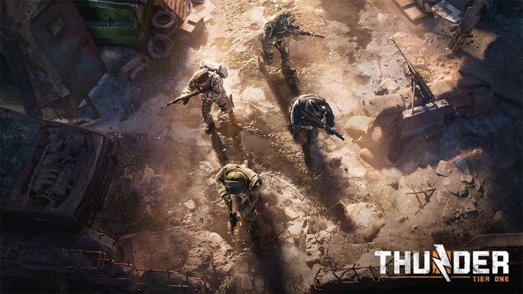 PUBG Ekibinden Yeni Oyun: Thunder Tier One