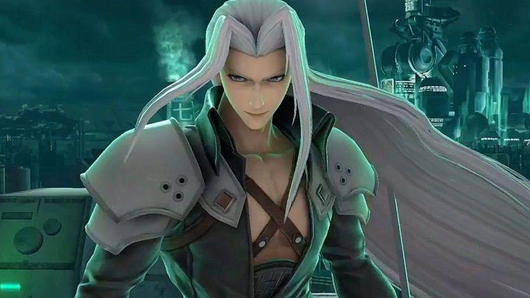 Super Smash Bros Ultimate için Sephiroth'un geliş tarihi açıklandı