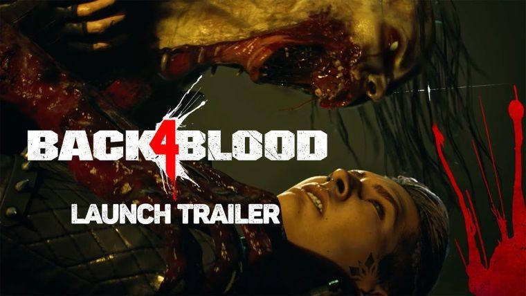 Back 4 Blood çıkış fragmanında kan gövdeyi götürüyor