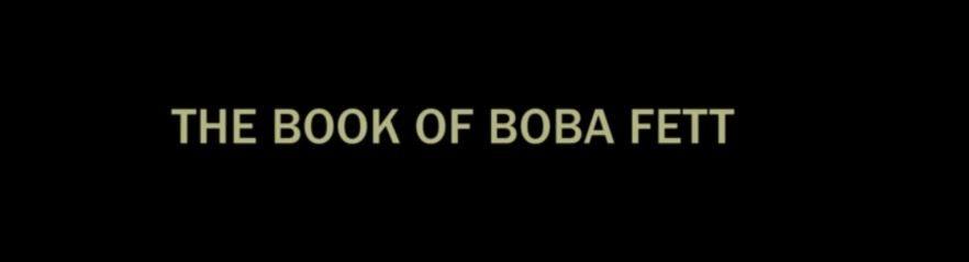 The Book of Boba Fett için resmi duyuru geldi