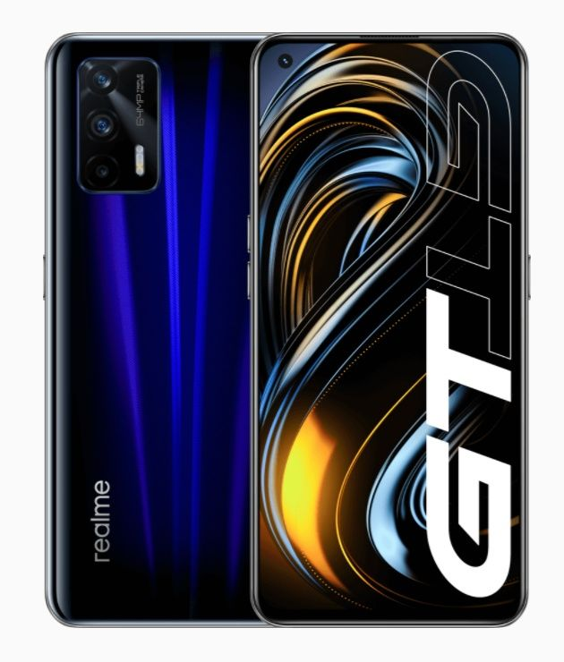 Flagship Realme GT 5G introduced