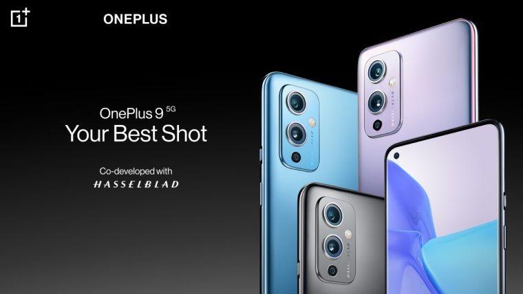 OnePlus 9 ve 9 Pro tanıtıldı