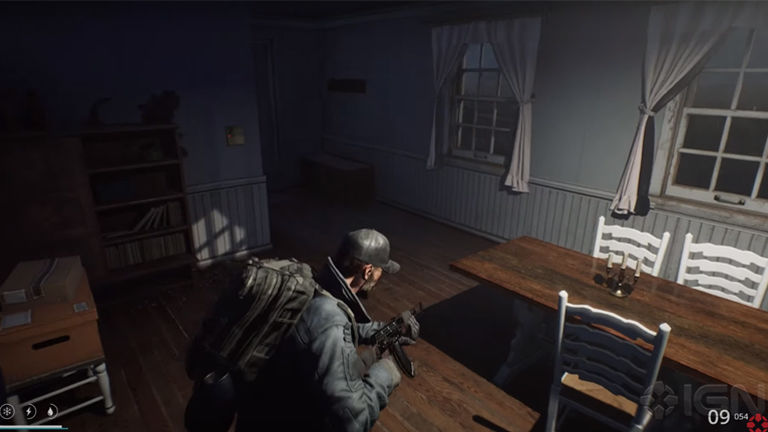 The Day Before gameplay video