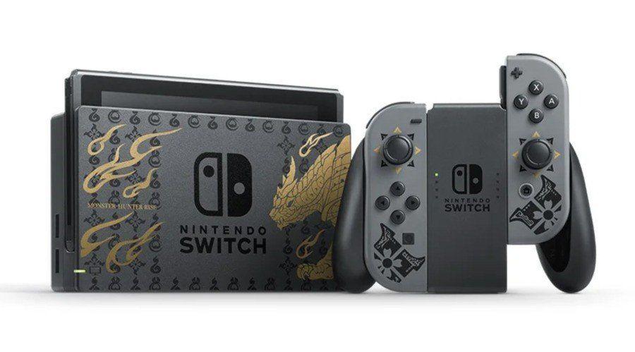 Switch Monster Hunter Rise sürümü 26 Mart'ta çıkacak