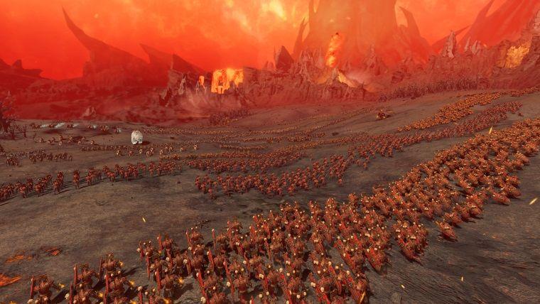 Total War Warhammer 3 2022 yılına ertelendi