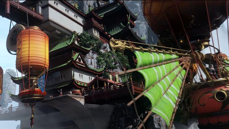 Warhammer III'den Grand Cathay, şık bir videoyla tanıtıldı