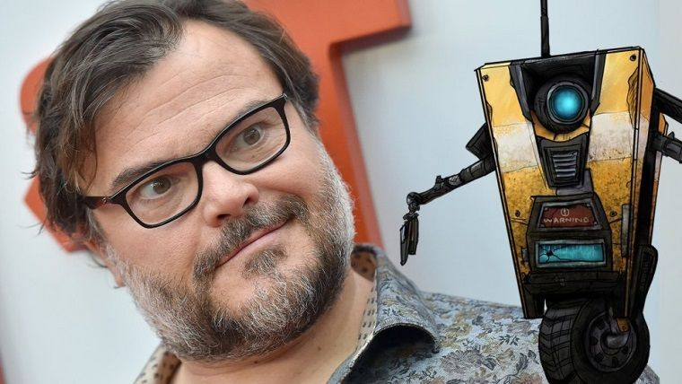Jack Black, Borderlands filminde Claptrap olacak