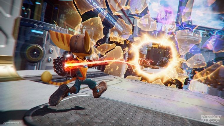Ratchet & Clank: Rift Apart için silahlara odaklanan bir video yayınlandı