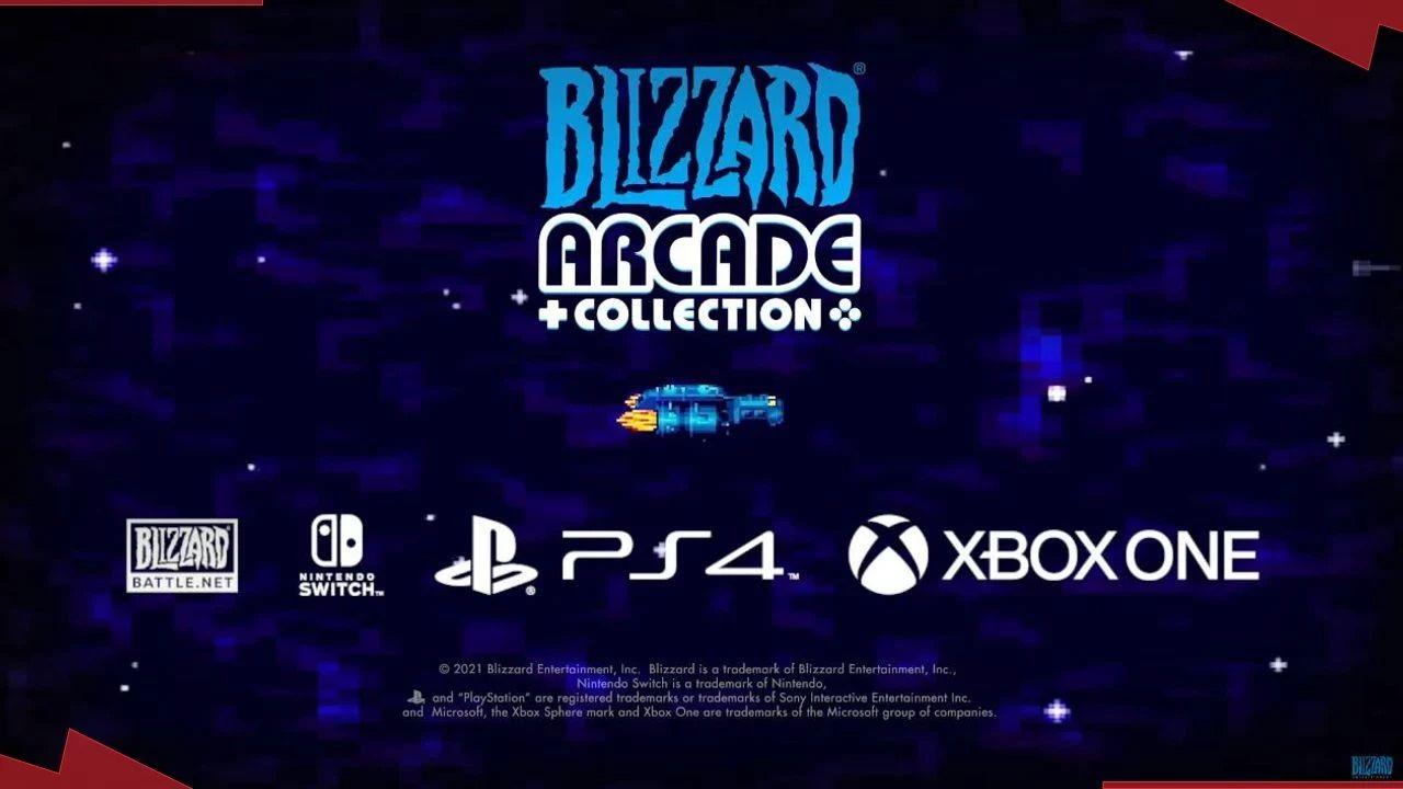 Blizzard Arcade Collection announced
