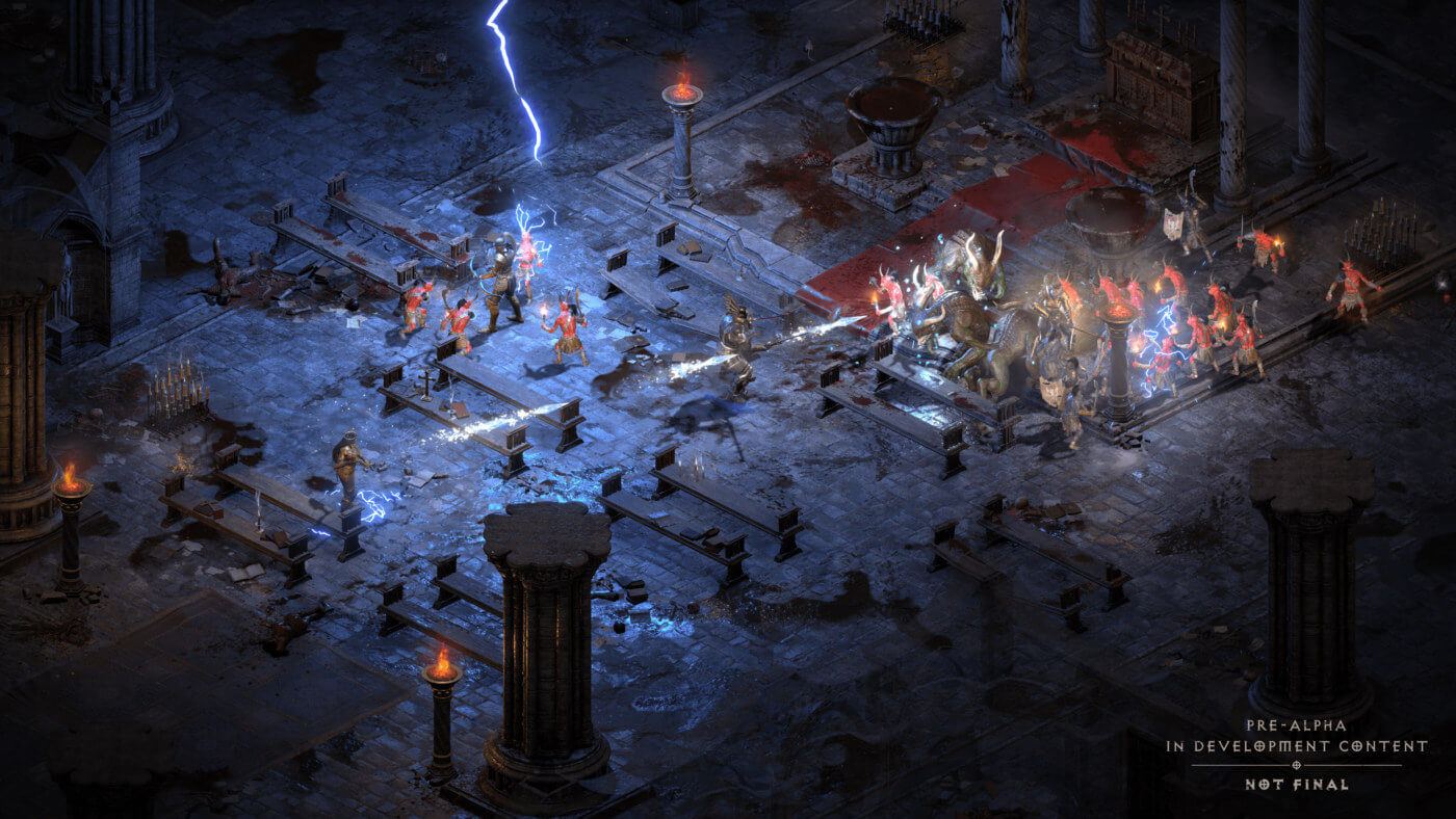 Diablo II: Resurrected PC system requirements explained