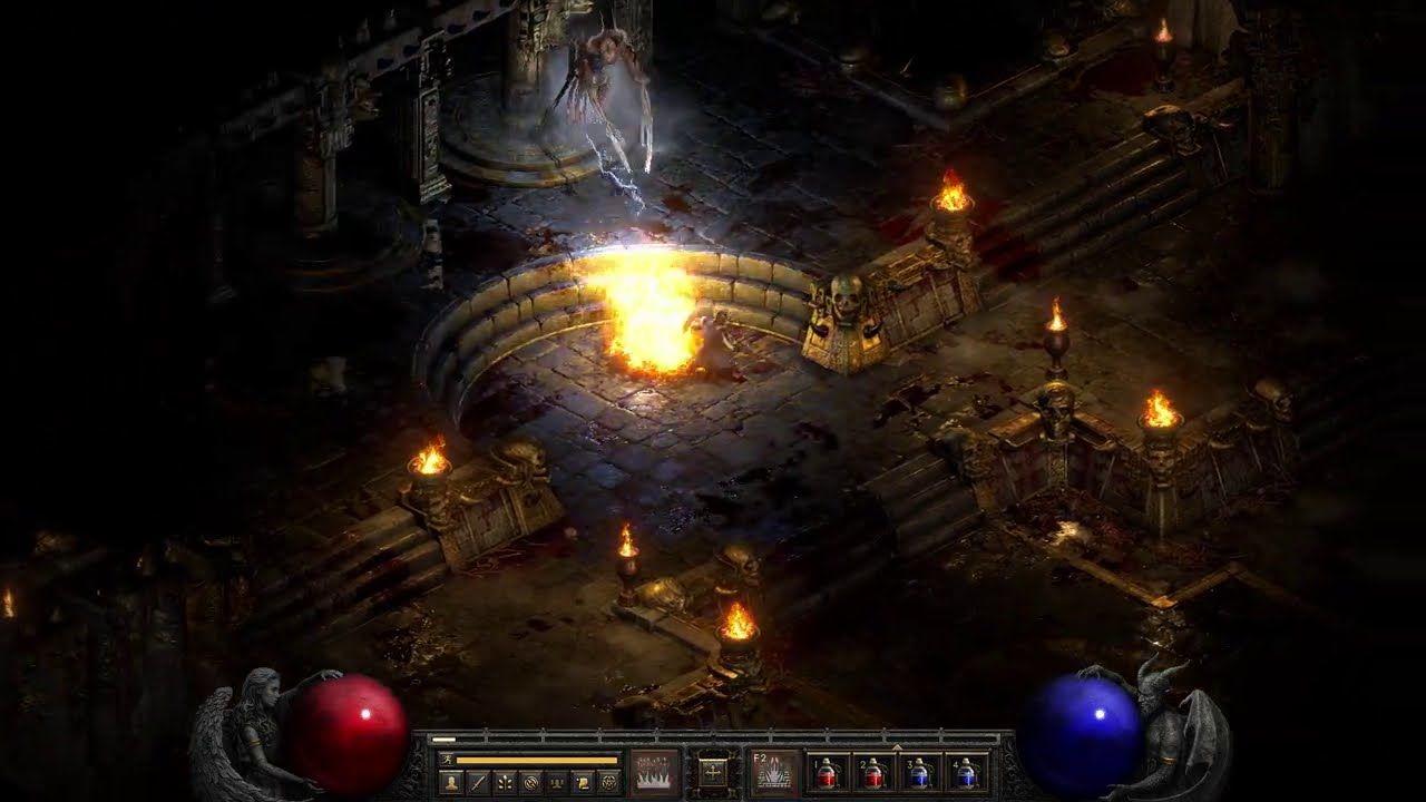 Diablo II Resurrected: Keep your old recording files