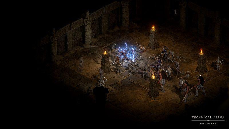 Diablo II Resurrected teknik alfa süreci bu hafta başlıyor