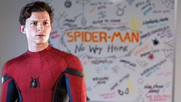Yeni filmin adı Spider-Man: No Way Home olarak açıklandı