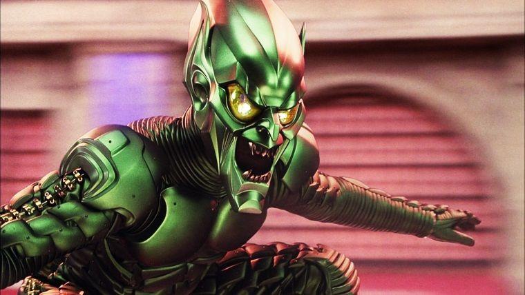 Willem Dafoe, Yeşil Cin olarak Spider-Man filminde yer alabilir