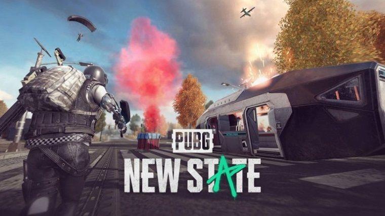 PUBG New State kapalı beta testleri duyuruldu