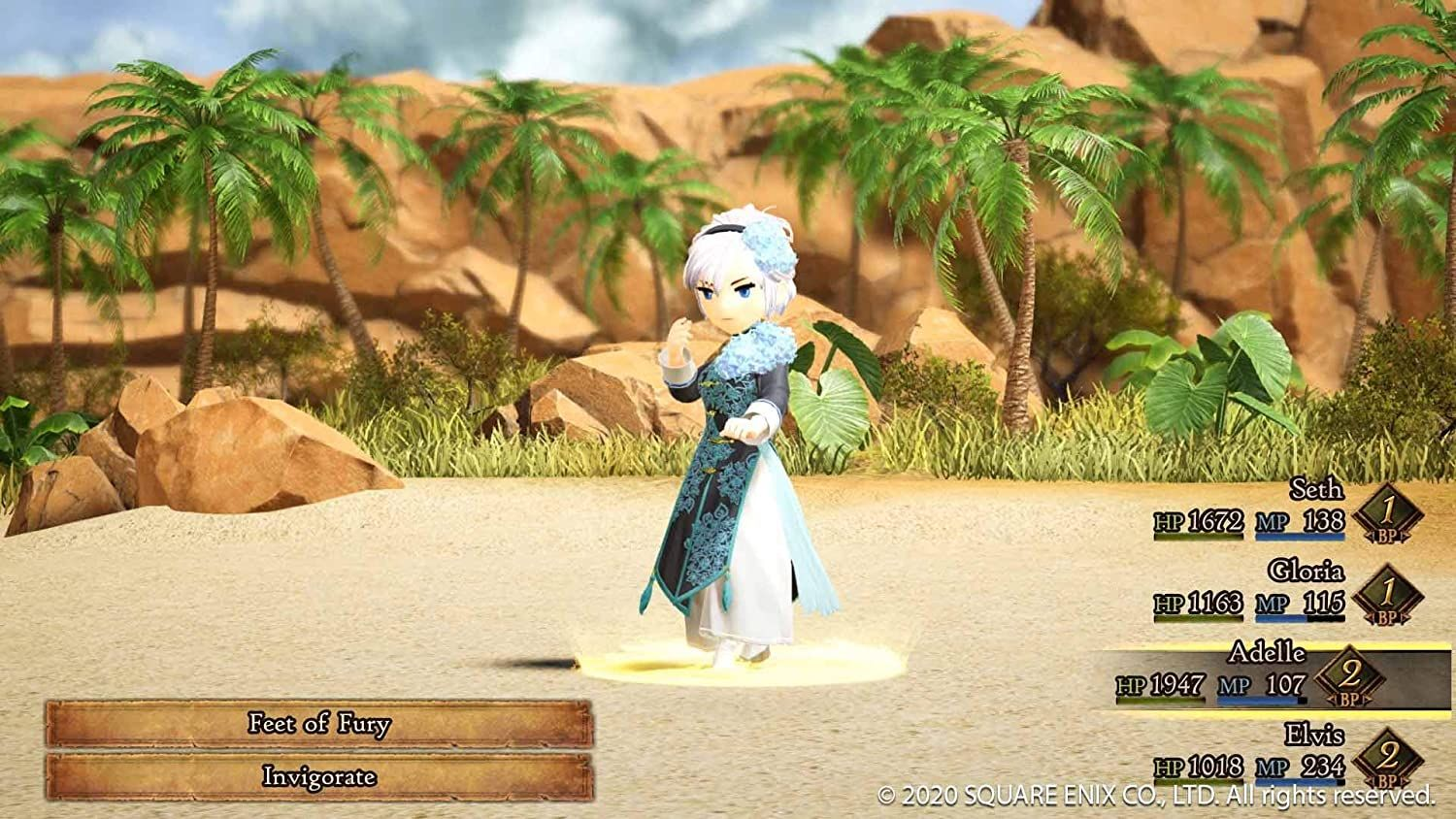 Bravely Default II first review scores published
