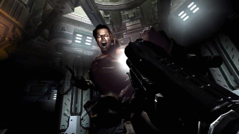DOOM 3 VR Edition Playstation VR için çıktı