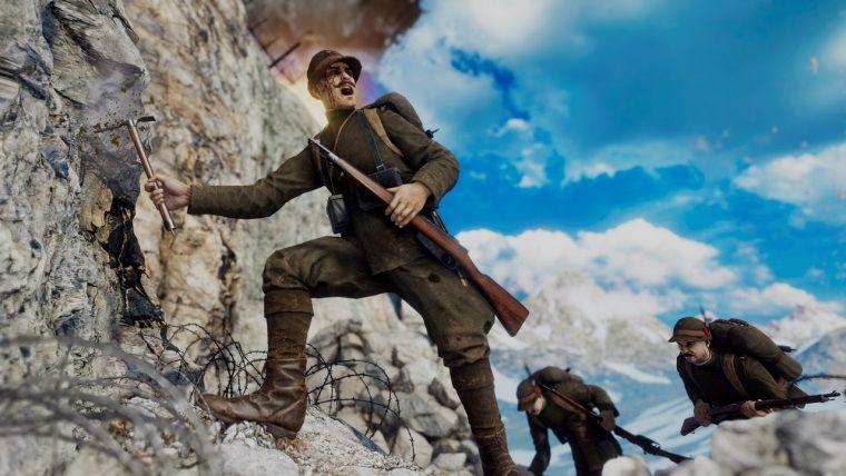 Isonzo, Verdun'un devamı olarak geliyor
