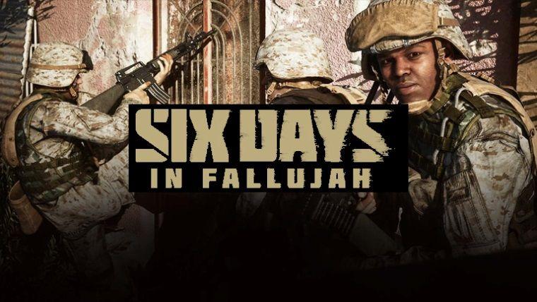 Six Days In Fallujah'a tepki: 'Irak savaşı oyun değildir'