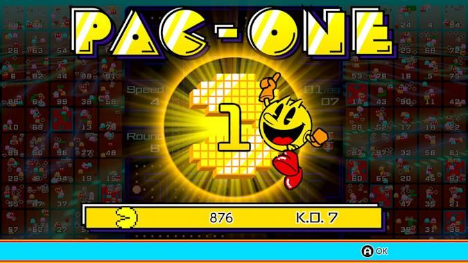 Pac-Man 99 in Battle Royale genre released for free