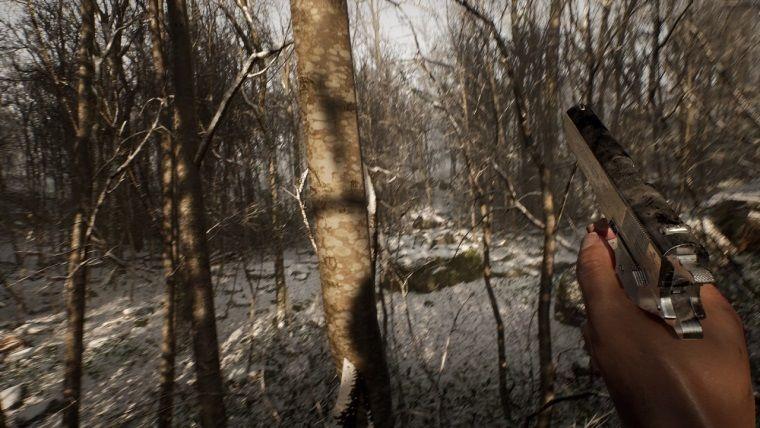 Sinematik korku oyunu Abandoned PS5 için duyuruldu