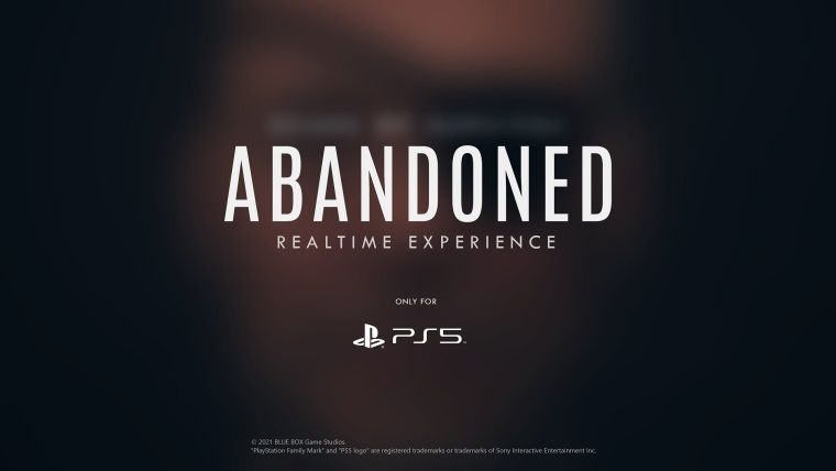 Gizemli PlayStation 5 özel oyunu Abandoned, sonunda açığa çıkıyor
