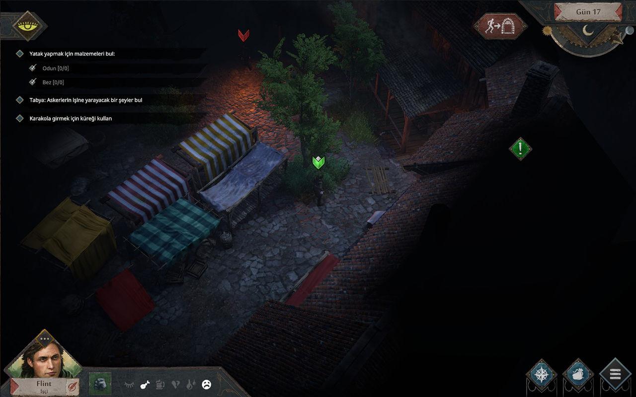 Siege Survival: Gloria Victis gece yağması ekran görüntüsü