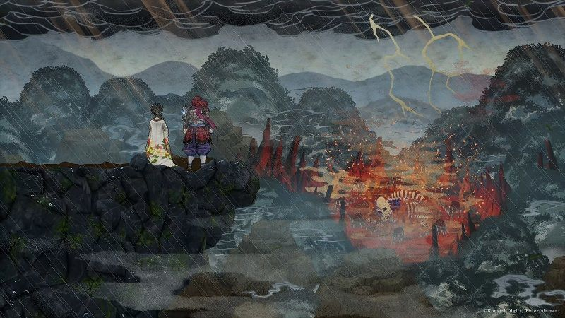 Getsufumaden: Undying Moon is now available for early access on Steam