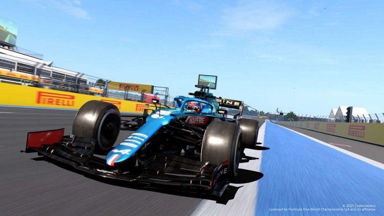 F1 2021 inceleme puanları ne alemde?