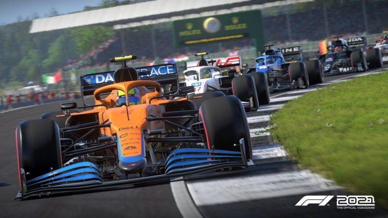 F1 2021'e RTX ve DLSS geliyor ve performans 4K'da %65 artıyor