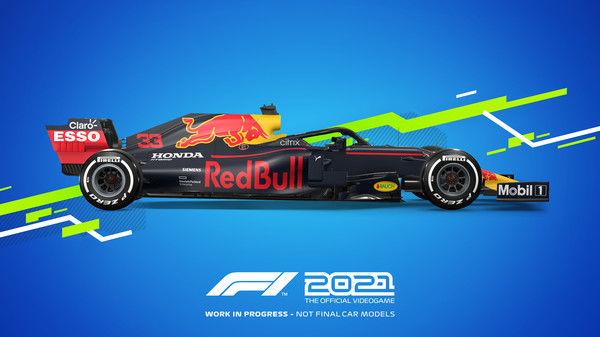 F1 2021 sistem gereksinimleri açıklandı