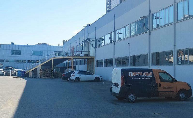Itopya üretim kapasitesini Türkiye standartlarının ötesine taşıyor
