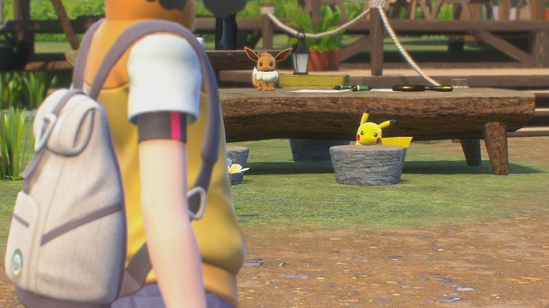 New Pokemon Snap review