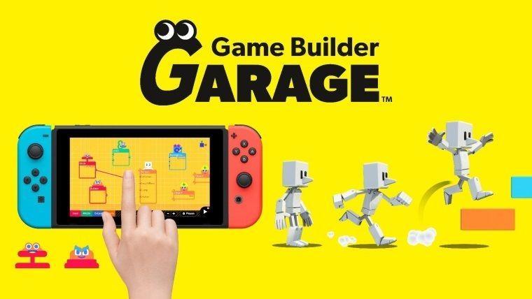 Game Builder Garage kutulu versiyonu için tarih verildi