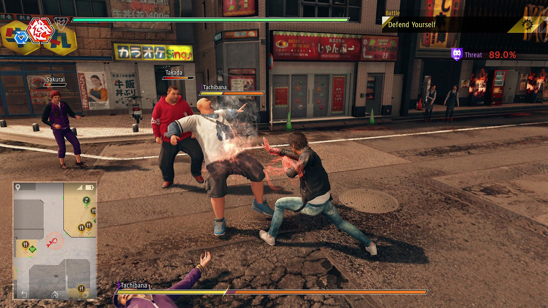Lost Judgment PC sürümüne başrol oyuncusunun ajansı engel oluyor