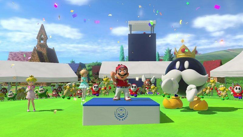 Mario Golf: Super Rush inceleme