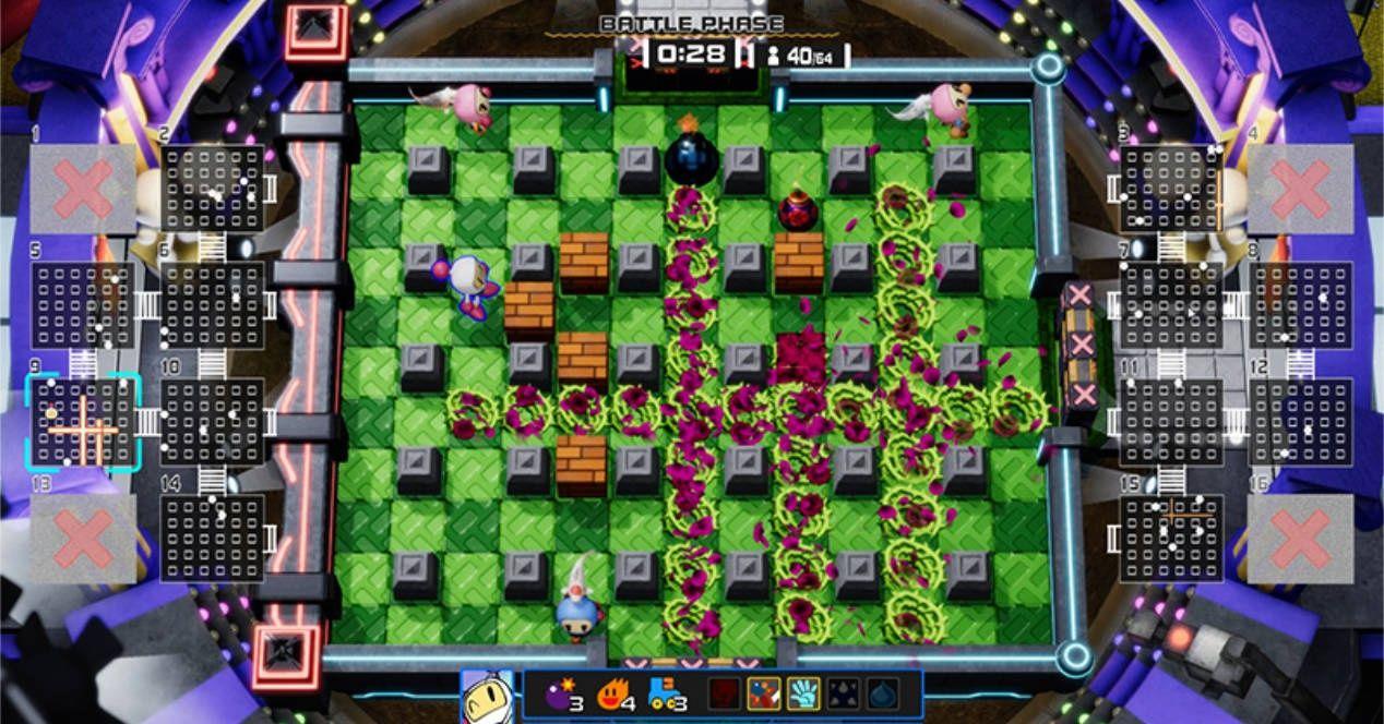 Super Bomberman R Online bedava olarak 27 Mayıs'ta geliyor