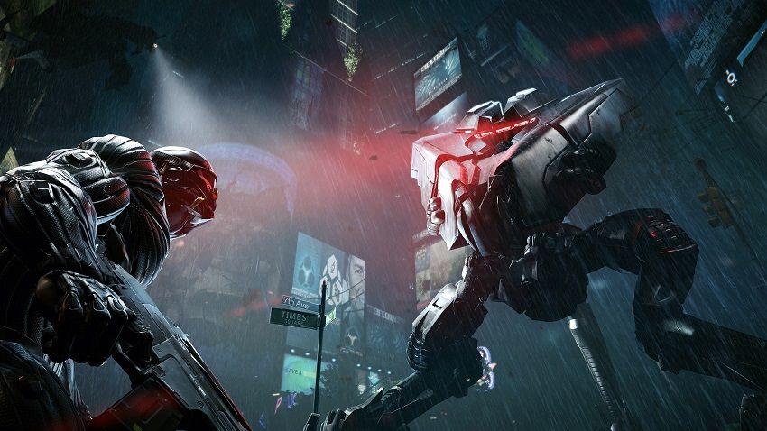 Crysis 2 Remastered için ilk ekran görüntüsü yayınlandı