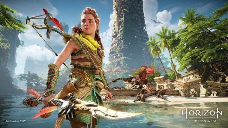 Horizon: Forbidden West oynanış videosu yayınlandı