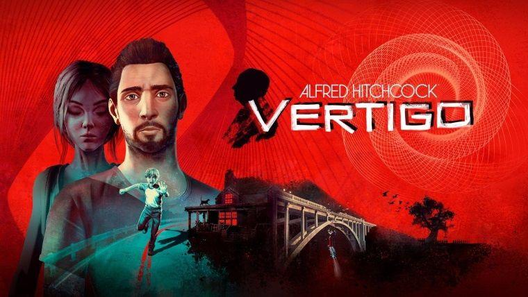 Alfred Hitchcock - Vertigo oyunu duyuruldu