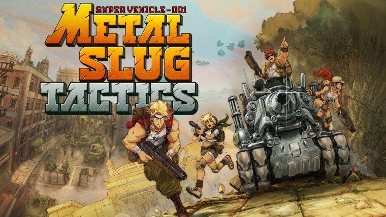 Metal Slug Tactics oynanış videosu yayınlandı