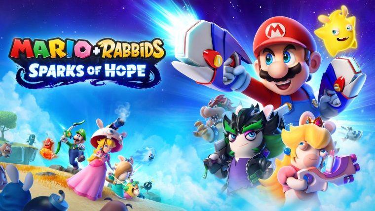 Mario + Rabbids: Sparks of Hope duyuruldu