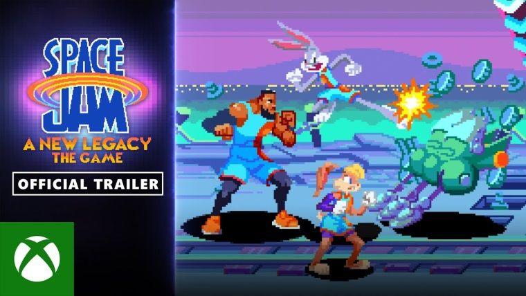 Oynaması ücretsiz Space Jam: A New Legacy The Game duyuruldu