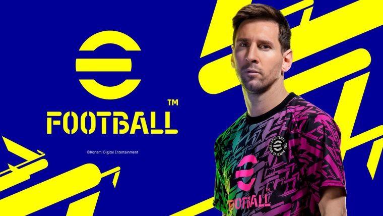 Ücretsiz olacağı açıklanan yeni PES'in ismi eFootball oldu